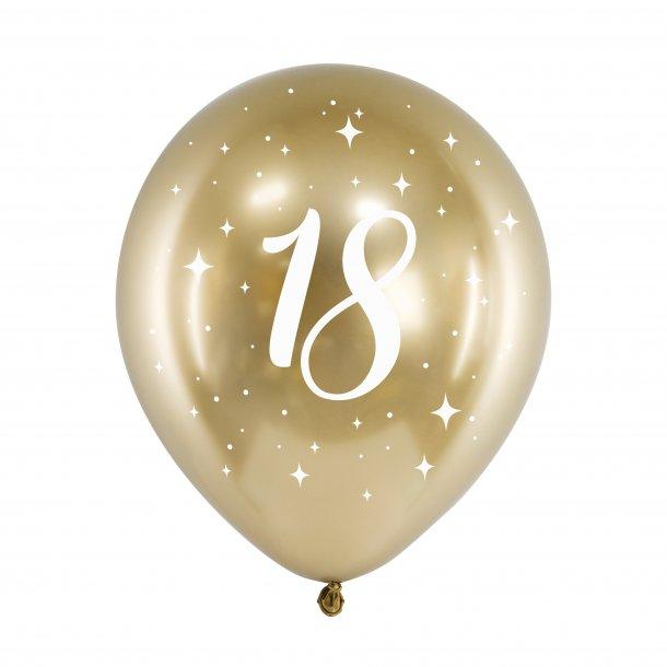 Fødselsdagskort 18 års 18 år